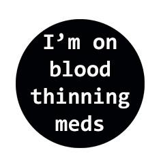 Blood Thinning