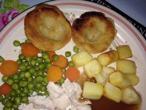 Vegan Yorkshires