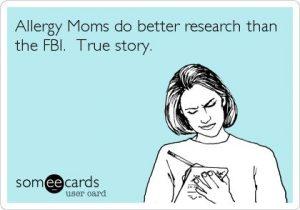 Allergy Moms